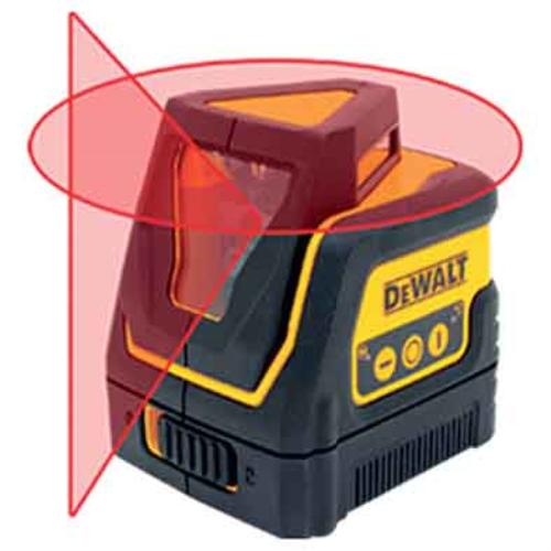 تراز لیزری گردان خطی DW0811-XJ