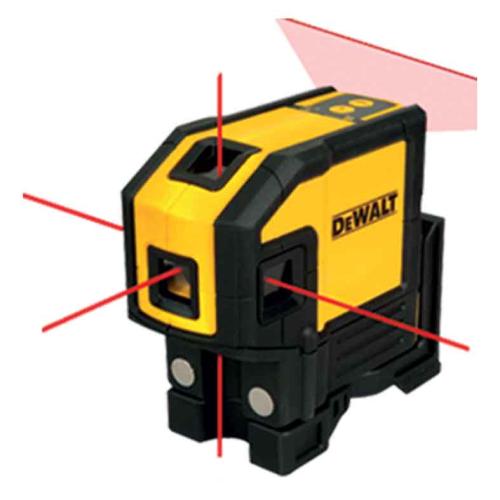 تراز لیزری خطی 5 نقطه DW0851-XJ
