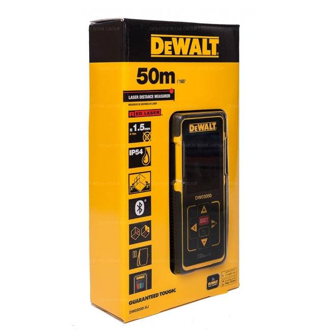 مترلیزری 50 متری DW03050