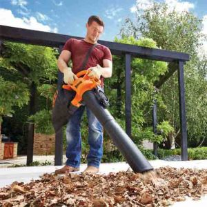 دمنده و مکنده باغبانی GW2500